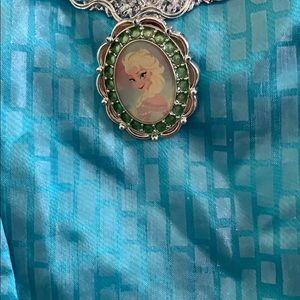 Disney Parks Frozen Elsa Costume Dress